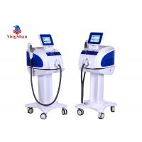 High Speed Permanent Hair Removal Machine SHR Plus OPT IPL Series 10*40mm2 Spot Model for sale