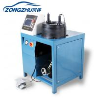Buy 380V 415V 220V Hose Pipe Making Machine For Hydraulic Hoses Specified Dies Set at wholesale prices