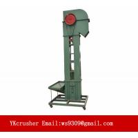 Quality Bucket Elevator Conveyor Vertical Transmission Easy Operation Less Maintenance for sale