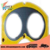 Buy Concrete Pump Accessories Wear Plate and Cutting Ring at wholesale prices
