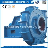 China 450WSG Single Casing type High Chorme Alloy Material 18 inches River Sand Pumps for Abrasive Slurries on sale