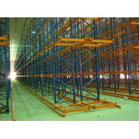 Quality Supermarket Industrial Pallet Racks , Customized Basicly Storage System for sale