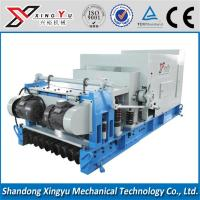 Prestressed concrete hollow core slab panel making machine