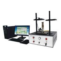 Quality CSN EN 367 / ISO 9151 Fire Testing Equipment Heat Transfer Index Test Apparatus for sale