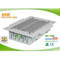 Quality Outdoor explosion proof gas station led canopy lights , 8800lm exterior canopy lighting for sale