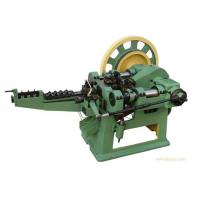 Quality Hydraulic Iron Nail Making Machine High Speed 280pcs/Min Low Noise for sale