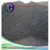 Quality Dark Solid Modified Coal Tar Pitch Softening Point 112 - 118°C As Binder Material for sale