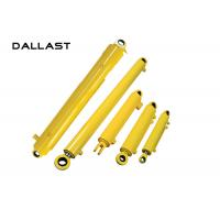 Buy cheap Double Acting Custom  Dump Truck Tipper Truck Hydraulic Cylinder from wholesalers