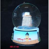 Quality polyresin snow globe,water globe for sale