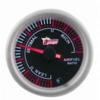 Quality 3 In1 Stepping Water Temperature Motor Racing Auto Gauges 50mm , Car Oil Pressure Gauge for sale
