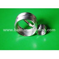 China High quality screw locking threaded inserts M2-M60 coating color screw threaded coils on sale