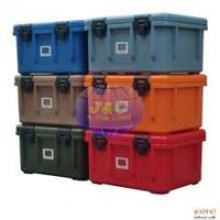 Buy Accuracy LLDPE Plastic Rotational Molded Cooler Box Good Insulation Food Grade at wholesale prices