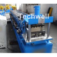 Quality Light Steel Stud Roll Forming Machine , 5.5 Kw Industrial Metal Roll Forming Machine for sale