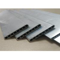 Quality Auto Air Conditioner Aluminum Car Parts Extruded Channel Multi - Port Tube for sale