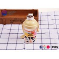 China Cartoon Design Personalised Plastic Water Bottles For Kids Colorful Printing on sale