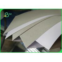 Quality Clay Coated News Back Paper One Side Coated 250gsm Duplex Board Packaging for sale