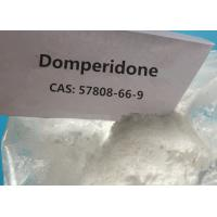 Quality 99.4 Purity Pharmaceutical Raw Materials Raw Powder Domperidone CAS 57808-66-9 for Antiemetic for sale