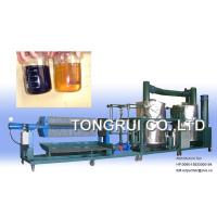 Quality NRY Gasoline Engine Oil Recycling/Black Oil Regeneration/oil purification machine for sale