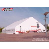 Quality 10m - 40m Clear Span Large Canopy Tent , White Canopy Tent 10x20 OEM Avaliable for sale