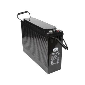 Quality 12V 120ah Agm Deep Cycle Front Terminal Battery 36kg UPS Power Supply Battery for sale
