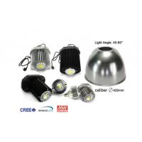 Quality Cree LED High Bay Lights 85-265 Vac Input With Bridgelux Integrated Chips for sale