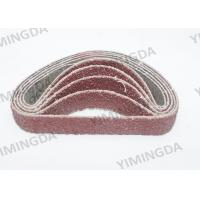 Buy 260 * 19mm Coarse Red Grinding Stone Wheel Sharpner Band use for Lectra cutter at wholesale prices