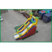 Quality Promo Custom Double Giant Bouncy Slide Jump And Slide Bouncer Rental for sale
