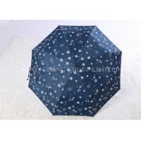 Quality 21 Inch 8K Mens Windproof Folding Umbrella Flip Proof Korean Japanese Style for sale