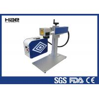 Quality 30 W Portable CO2 Laser Marking Machine For Metal Marking Machinery for sale