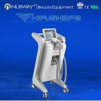 Quality hot sale!! Newest vertical HIFUSHAPE ultrasound therapy for body slimming for sale