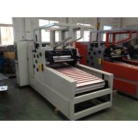 Quality Automatic Aluminum Foil Rewinding Machine Slitting with Embossing Roller  Foil Paper for sale
