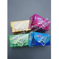 Quality Kiss Candy Colorful and Multi Flavours Vitamin C Candy Cool Your Mouth Nice Taste for sale