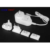 Quality 24W Interchangeable Power Adapters100 - 240V AC Input  High Speed Charging for sale