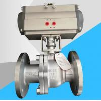 Quality AT63DA ball valve butterfly valve double acting pneumatic actuator for sale