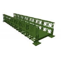 Buy cheap 200 Type Bailey Bridge With TSR (Triple Row Single Layer reinforced) from wholesalers
