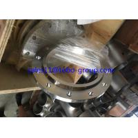 China TOBO Forged Stainless Steel ASTM A182 F53  SORF Flanges 8'' 300# ASME B16.5 for sale