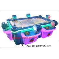 Buy 6 Players Amusement Arcade Coin Operated Hunter Shooting Fishing Gambling Game at wholesale prices