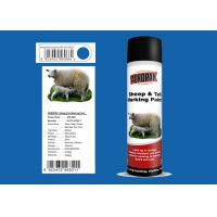 Quality Great Adhesiveness Animal Marking Paint 0.5L With Blue Color APK-6821-9 for sale