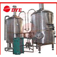 Quality 30000 Liter Stainless Steel Hot Water Tank Commercial 200Kg - 2000Kg for sale
