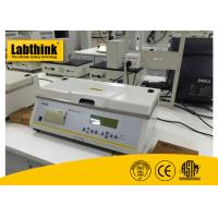 Quality LCD Display Friction Testing Machine , Digital Coefficient Of Friction Tester for sale