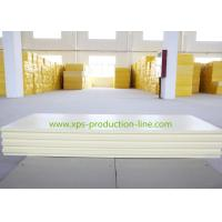 Quality High Compression 900Kpa CO2 XPS Insulation Board , Extruded Styrofoam Sheets for Wind Blade for sale