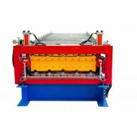 China 5.5KW Double Layer Tile Forming Machine Roof Tile Roll Forming Machine on sale