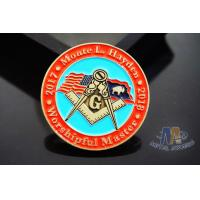 Buy Lightweight Coast Guard Challenge Coins , Personalized Military Coins Eco Friendly at wholesale prices