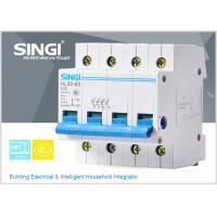 Quality CCC/ISO9001 low voltage 63A 1-4P connecting isolation switches outlet suppply for sale