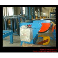 Quality Engineering Pipe Boiler Welding Positioner Turntable With Overturning Device / Working Table for sale