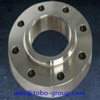 Buy cheap UNS S32750/1.4410 class 600 RF SCH40 ASTM A182 F53 SAF 2507 Weld Neck Flanges 10 inch from wholesalers