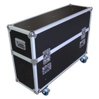 Quality Strong Led Display Rack Flight Case 9mm Fireproof Board Surface Material for sale