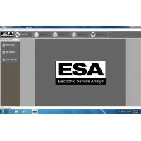 Buy cheap PACCAR ESA Electronic Service Analyst v 5.0.0.383 2017 with SW flash files from wholesalers