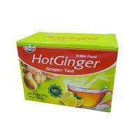 Quality Sugarless Fat Free Lemon Original Ginger Tea For Quench Your Thirst MOQ 1000 Cartons for sale