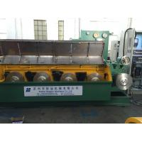 Quality 9D Copper Rod Breakdown Machine , Green Large Drawing Machine With Annealing for sale